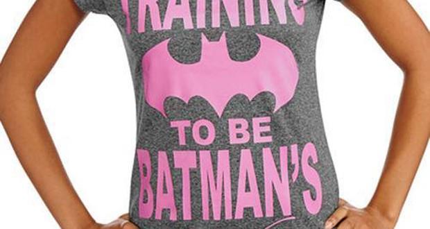 Holy Misogyny Batman!
