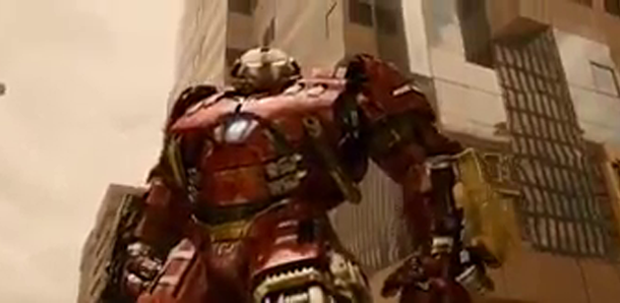 "There are ""No Strings"" on this Avengers 2 Trailer"